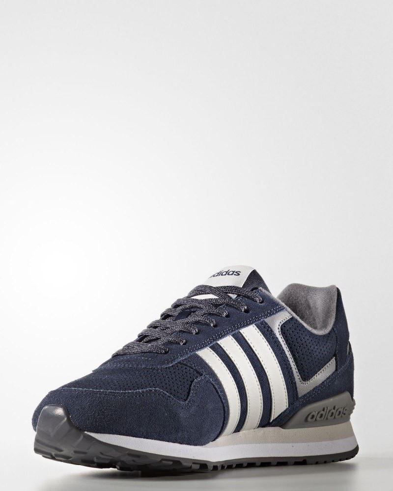 Adidas Sport Blau Schuhe Sneakers Stiefel Schuhe Blau Sport Sportswear Lifestyle 10K 5d10ff