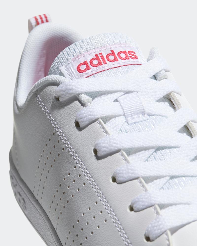 the latest 184b4 c26e4 Adidas Scarpe Sportive Sneakers Advantage Ragazzo Donna Bianco Rosa