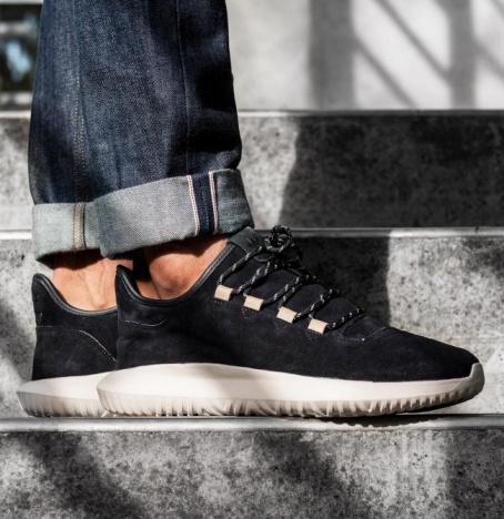 adidas Originals - Tubular Shadow - Baskets - Noir BY3568 rEVcdSA