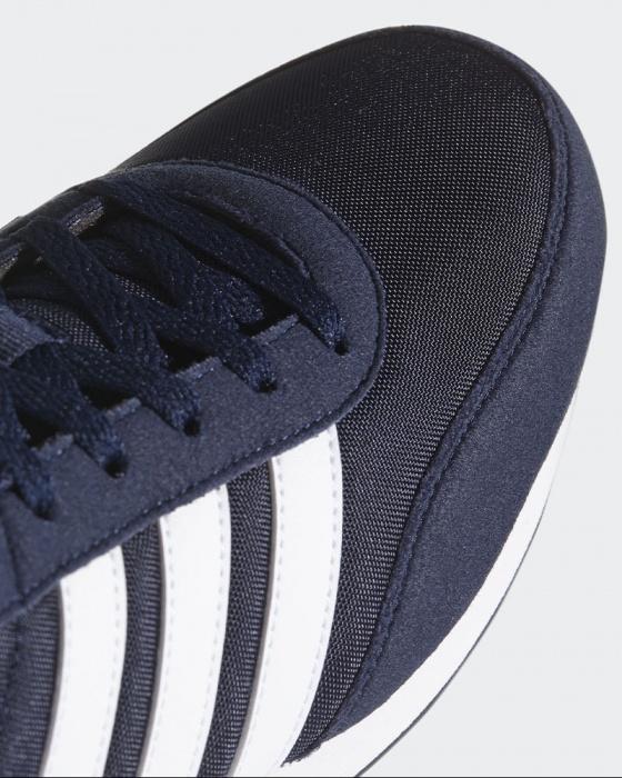 Adidas Scarpe Sportive Sneakers Sportswear Lifestyle V RACER 2.0 Uomo Blu