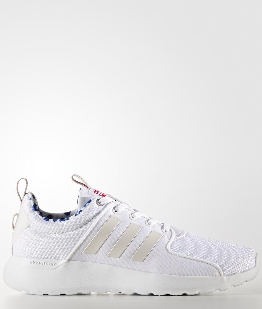 7 di 10 Adidas Scarpe ginnastica tennis sportive Sneakers Unisex Bianco Lite  Racer 8 di 10 ... a8d69b04362f7