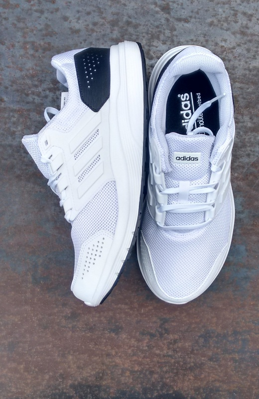wholesale dealer e0cfd a69dc ... Adidas Running sneakers shoes Training gymnastics Galaxy 4 m white  man-Sport shoes sneakers Adidas ...