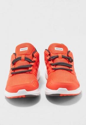 c9128f7468bac Scarpe sportive sneakers Running Training ginnastica tennis Adidas Galaxy 4  m Uomo Rosso - Sport shoes ...