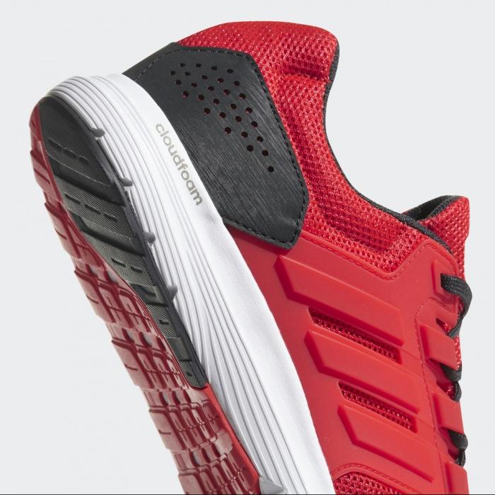 cc6faa67f2cf2 ... Scarpe sportive sneakers Running Training ginnastica tennis Adidas  Galaxy 4 m Uomo Rosso - Sport shoes ...