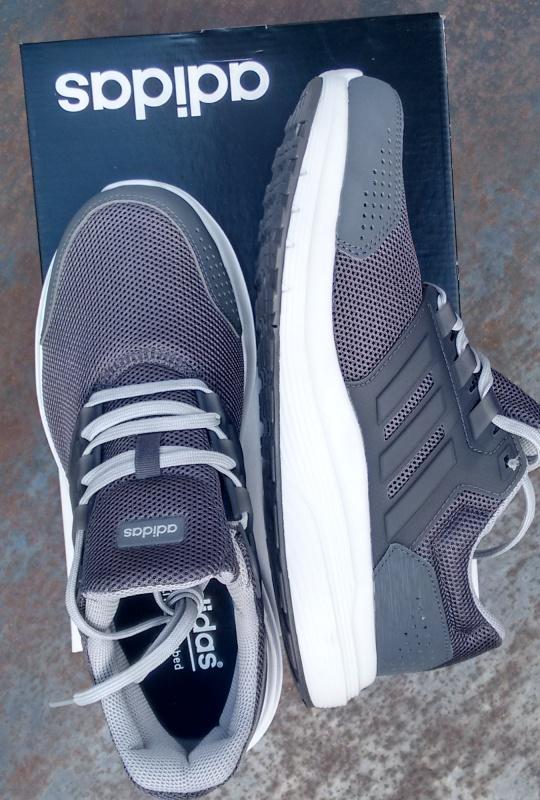 045db737a1652 Scarpe sportive sneakers Running Training ginnastica tennis Adidas Galaxy 4  m Uomo Grigio - Sport shoes ...