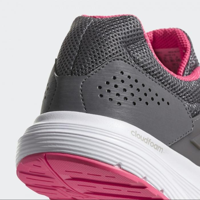 buy popular 10e5c 73cf1 ... Scarpe Ginnastica Sneakers Running Donna Adidas Galaxy 4 W Grigio -  Running Sport trainers Sneakers Shoes
