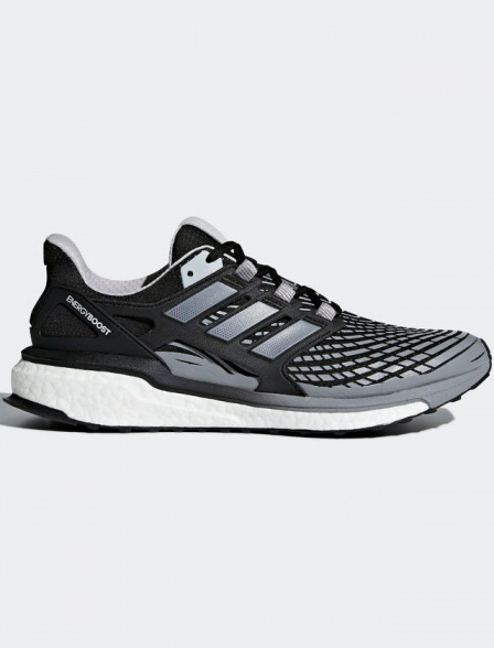 meet c2015 d3ff3 ... Scarpe Running da corsa adidas ENERGY BOOST M uomo Nero - Running  trainers Shoes boots adidas ...