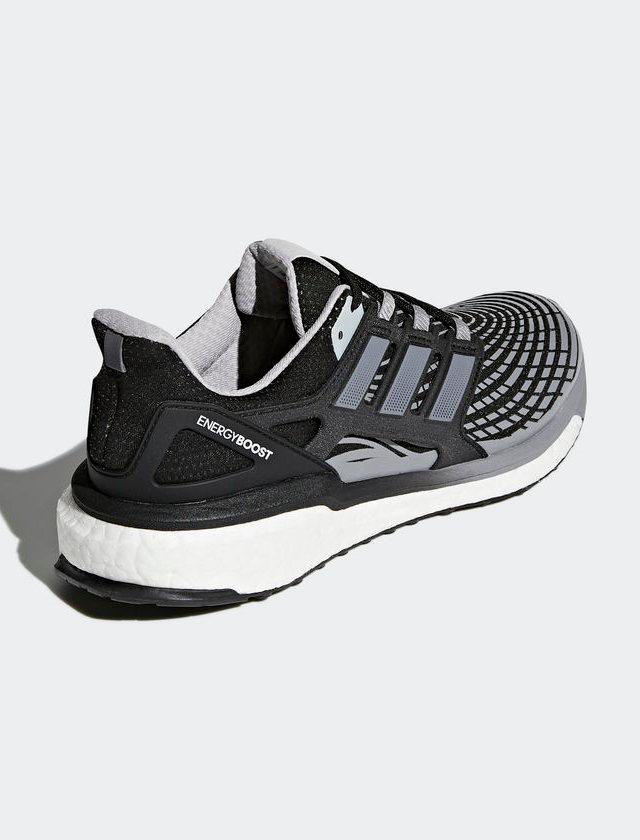 new style f78df e22c2 Adidas Scarpe Corsa Running Shoes Sneakers Energy Boost m Nero 6 6 di 9 ...