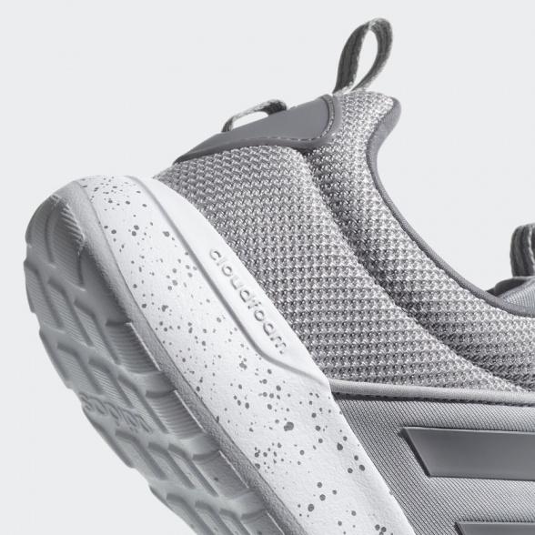 ... Scarpe Ginnastica Sneakers Adidas CF LITE RACER Neo Uomo Grigio Pois  originale - Sneakers sport boots 5971ba20696cd