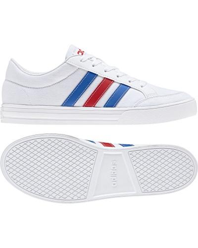newest 01a4f 27e82 ... Gymnastics Shoes Sneakers Adidas Neo VS SETS White canvas Sneakers  Sport Shoes Adidas Men Original- ...