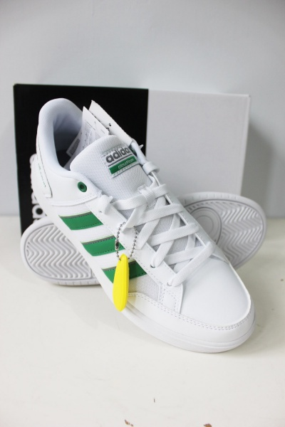 Adidas Shoes Sneakers Trainers Sports Gymnastics Tennis CF all court white | eBay