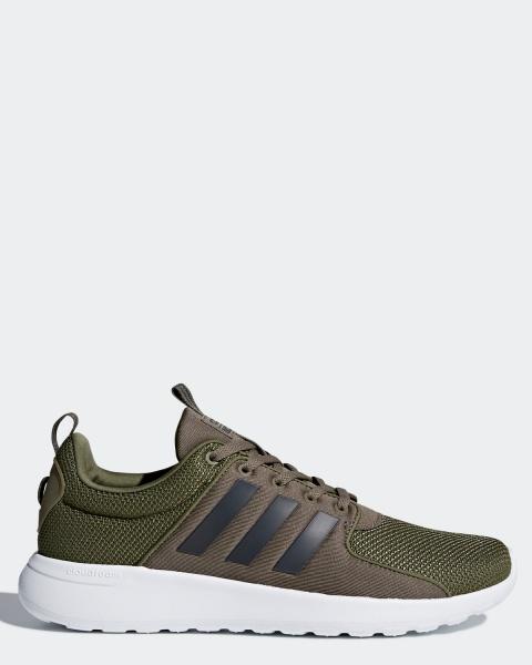 buy online 95bbc 2bbf8 ... Original baskets sneakers Adidas Neo Lite Green Racer-baskets  formateurs sport bottes chaussures chaussures de ...