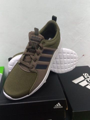 ... Scarpe Ginnastica Sneakers Originale Adidas Neo Lite Racer Uomo Verde -  Sneakers Trainers sport boots shoes ... a3a05ded96a