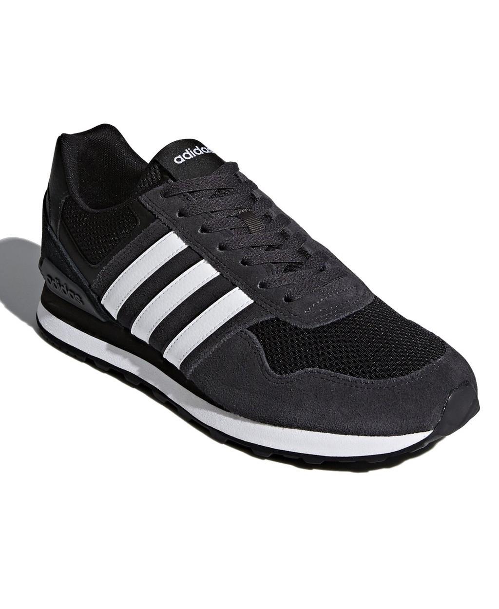 3 di 8 Adidas Scarpe Sneakers Sportive 10K 2018 19 Nero