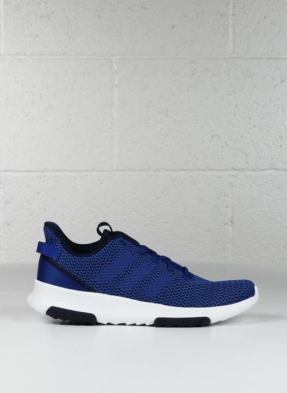 Adidas Scarpe Sneakers Sportive Ginnastica Tennis Neo CF Racer Trail Blu Scarpe classiche da uomo