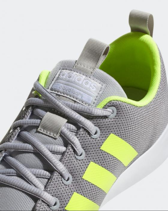 ... Scarpe Ginnastica Sneakers Adidas Neo CLOUDFOAM SWIFT Racer Uomo 2018  Grigio giallo Originale - Sneakers Sport ... 16d55ce80bf1e
