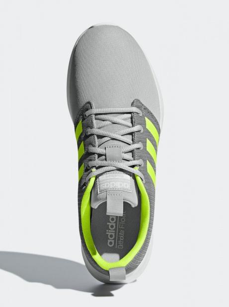 ... Scarpe Ginnastica Sneakers Adidas Neo CLOUDFOAM SWIFT Racer Uomo 2018  Grigio giallo Originale - Sneakers Sport 8c010bc76b640