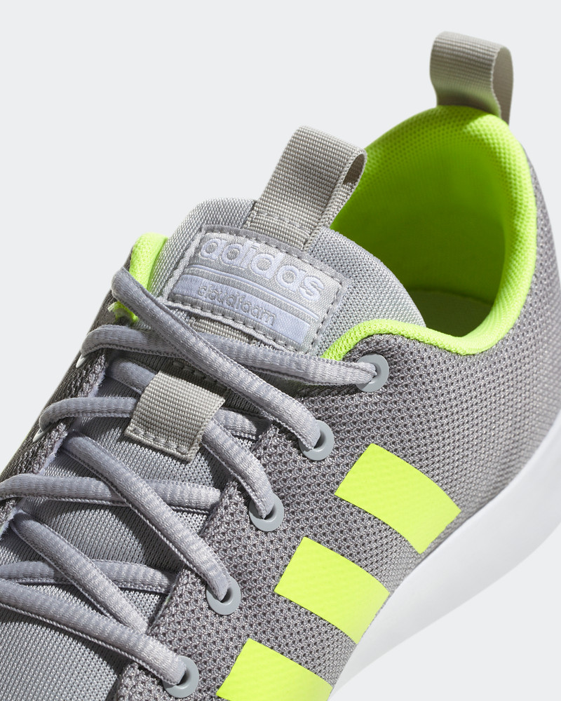 save off cafc1 ffe39 Adidas Chaussures sportif Running Shoes Sport Neo CF Swift Racer Gris 5 5  sur 9 ...