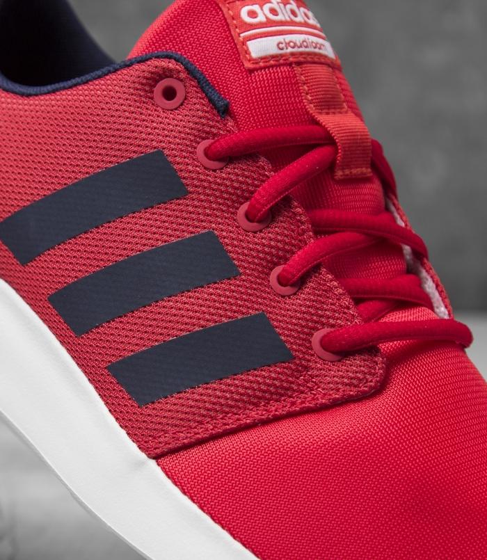 huge discount 8ecf0 a64df Adidas Scarpe Sneakers Running Sportive Ginnastica Cf Swift Racer Rosso 6 6  di 7 ...
