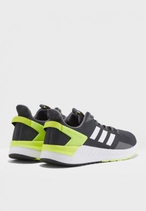 release date d83f3 ff384 Scarpe Ginnastica Sneakers Adidas QUESTAR RIDE Originale Uomo Nero -  Sneakers sport boots shoes Adidas QUESTAR ...