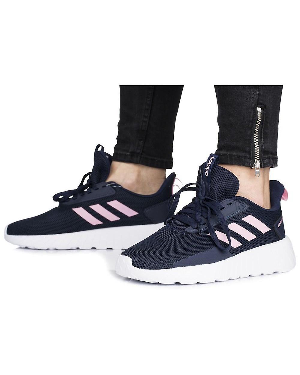 huge selection of f8de7 2cf68 Adidas chaussures gymnastique sportif Sneakers Questar Drive Femme bleu 6 6  sur 9 ...