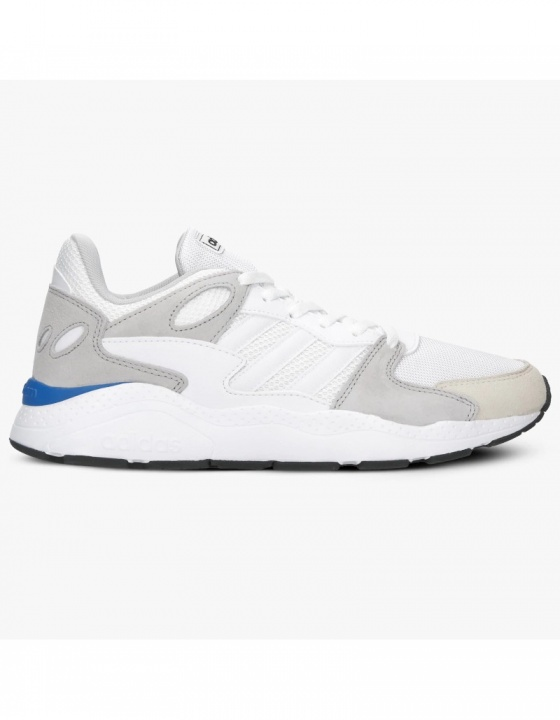 Dettagli su Adidas Scarpe Sportive Sneakers Bianco Sportswear Lifestyle crazychaos Uomo