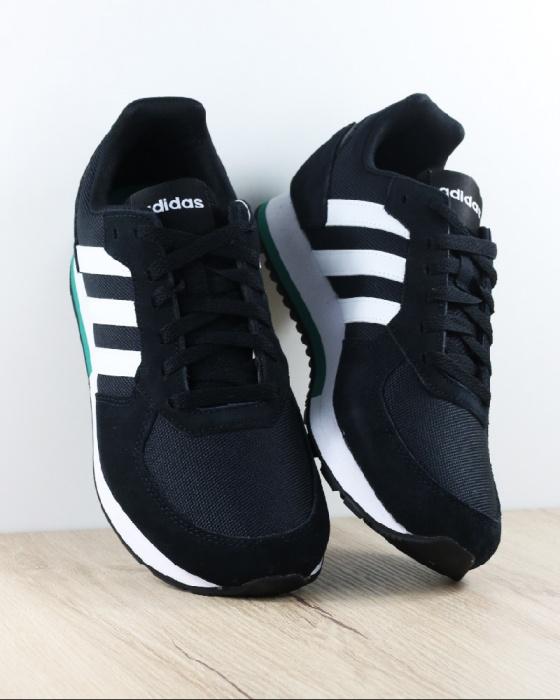 sports shoes c6f45 18c5b ... Scarpe Sportive Sneakers Adidas 8K Uomo 2019 Nero Sportswear Lifestyle  - Sport Shoes Sneakers Adidas 8K