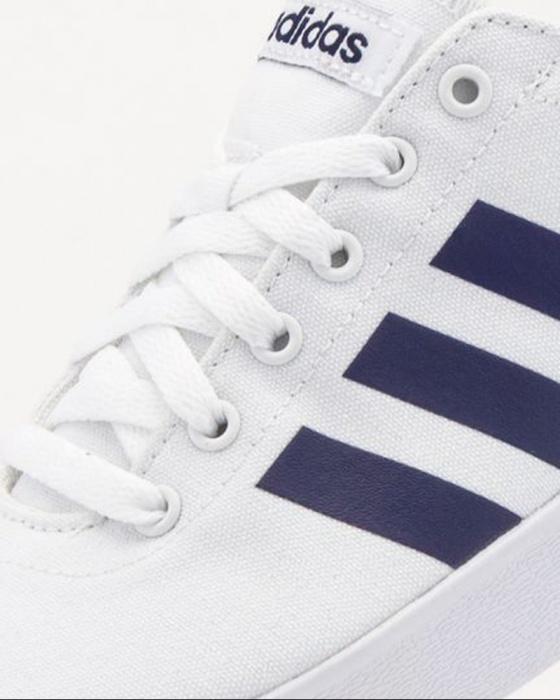 Men Adidas Scarpe Sportive Sneakers Uomo Bianco Easy Vulc 2.0 ...