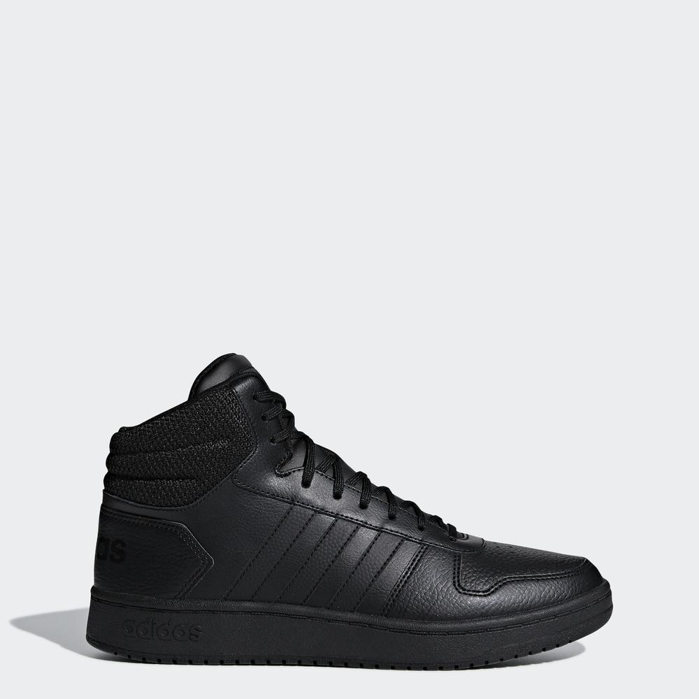 separation shoes eadd6 14a8f Adidas Scarpe Sportive Sneakers Hoops 2.0 Mid sportswear Lifestyle 9 9 sur  9 Voir Plus