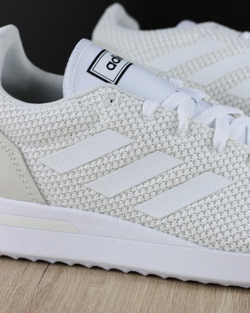 Adidas-Scarpe-Sportive-Sneakers-RUN70S-Bianco-Sportswear-Lifestyle miniatura 7