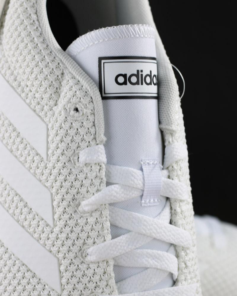 Adidas-Scarpe-Sportive-Sneakers-RUN70S-Bianco-Sportswear-Lifestyle miniatura 4