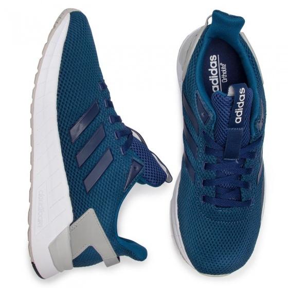 Detalles de Adidas Zapatillas Deportivas Running Azul Questar Ride Ropa Lifestyle