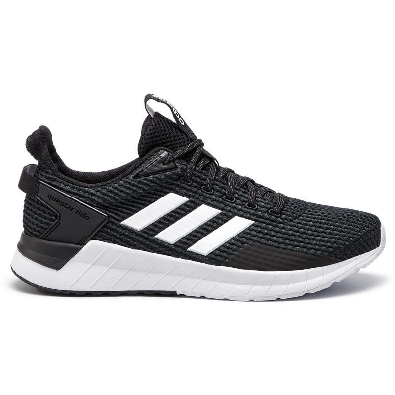 sportive Sportswear Questar ginnastica Running Lifestyle Nero Ride Scarpe da adidas Scarpe 6BqAwxOF