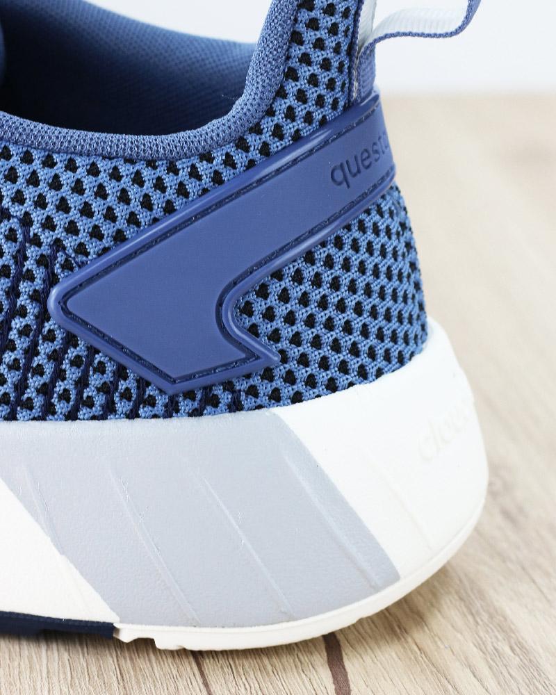 newest ffe05 787ad Adidas Scarpe Sportive Sneakers Questar Byd Blu Lifestyle sportswear 7 7 di  10 ...