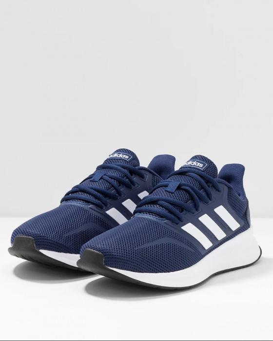 official photos 5c3ca df63b Scarpe Sneakers Running tennis ginnastica Trainers Adidas RUN FALCON m  Originale Uomo 2019 Blue - Sport ...