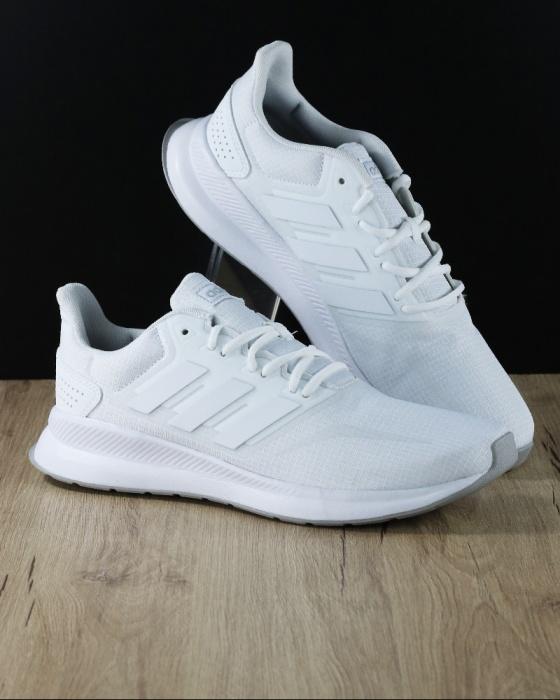 the best attitude 0cbff f3114 ... Scarpe Sneakers Running tennis ginnastica Trainers Adidas FALCON m  Originale Uomo 2019 Total Bianco - Sport