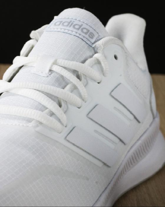 newest b738d 60351 ... Scarpe Sneakers Running tennis ginnastica Trainers Adidas FALCON m  Originale Uomo 2019 Total Bianco - Sport ...