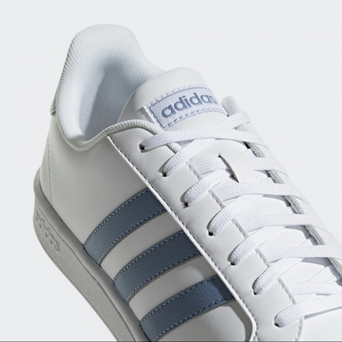 44f8b3c7e80c ... Scarpe Sportive Sneakers Adidas Grand Court originale bianco uomo -  Sport Shoes Sneakers Adidas Grand Court ...