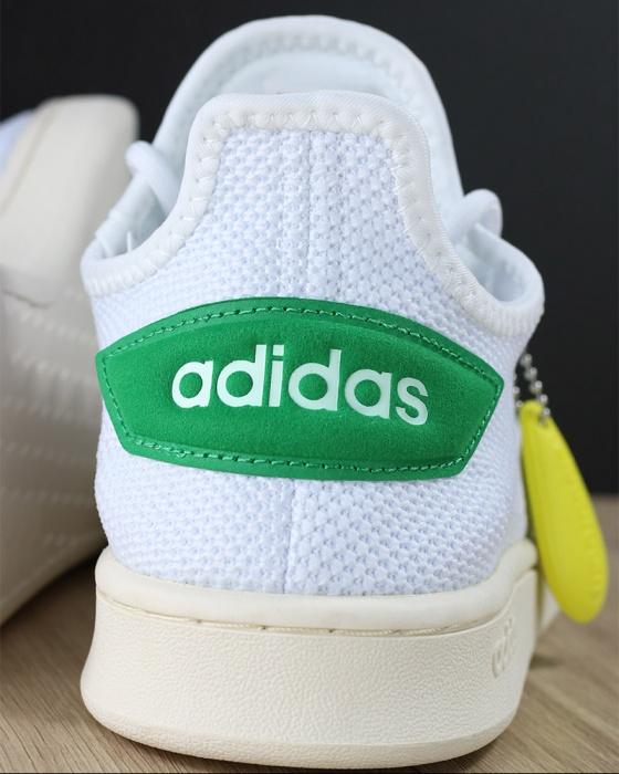 Chaussures Adidas Adapt Vert Sneakers Blanc Sportif Homme Court Sur Détails Tennis 0Nnwmv8