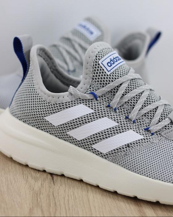 Adidas Chaussures sportif Sneakers Neo Lite Racer REBORN Gris | eBay