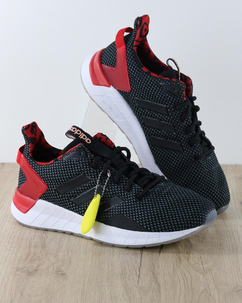Sportif Running Questar Chaussures Tennis Détails Ride Sur Gris Foncè Sneakers Adidas 4q3L5AjR