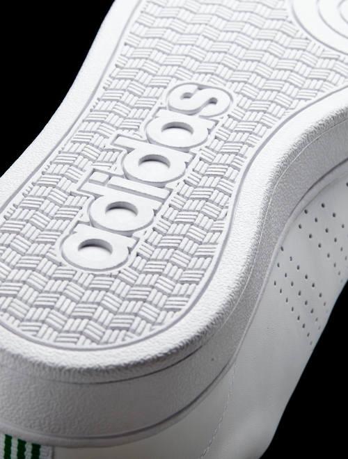 Adidas Sportif Sneakers Chaussures Clean Blanc Advantage Vert Neo r18rwZxv