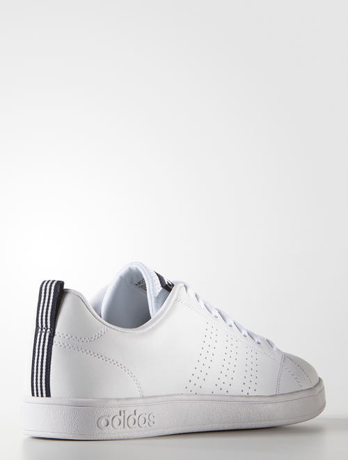 new concept b939e 71428 Adidas Scarpe Sportive Sneakers Advantage Clean Bianco blu 9 9 sur 11 ...