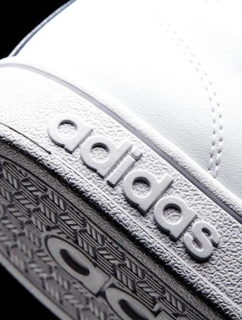 reputable site ba817 30cec Adidas Scarpe Sportive Sneakers Advantage Clean Bianco blu 7 7 di 11 ...