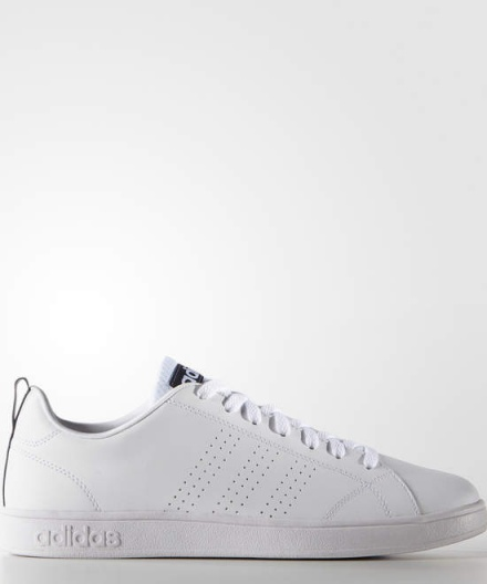 buy popular 6553f face3 ... Scarpe Ginnastica Sneakers Originale Adidas Neo ADVANTAGE CLEAN Uomo  Bianco Blu - Gymnastics shoes Sneakers Original ...