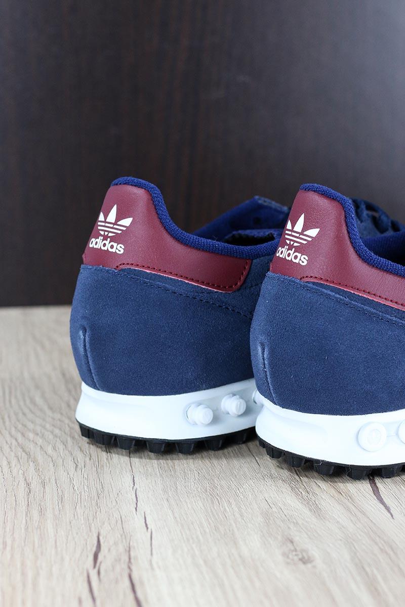 Adidas Adidas Adidas  Trefoil Zapatos Zapatillas Trainers Deporteive L.A. Trainer Blu effefd