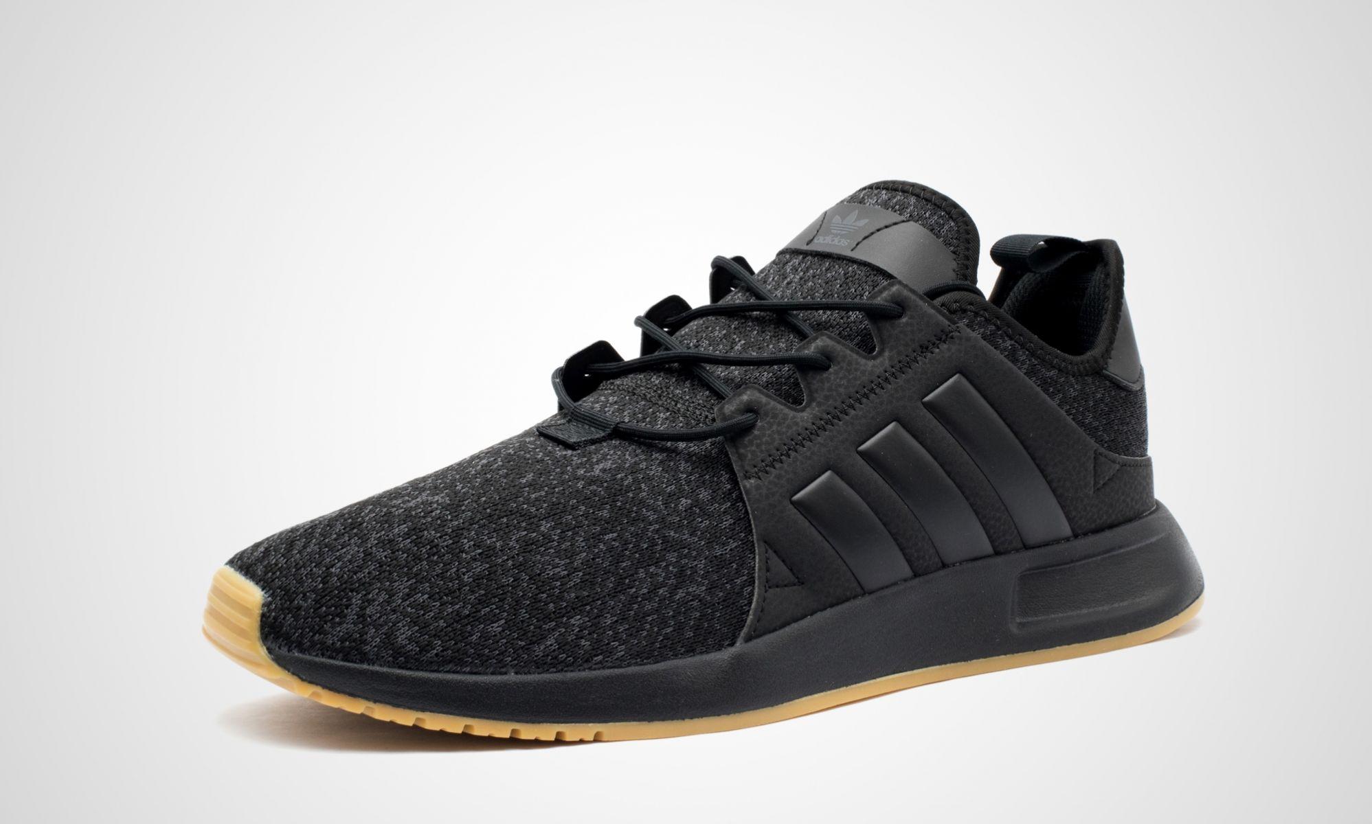 Adidas Originals Trefoil Scarpe Sneakers Trainers Sportive Nero X PLR Uomo  201 6 6 di 12 ... e1eba12da875