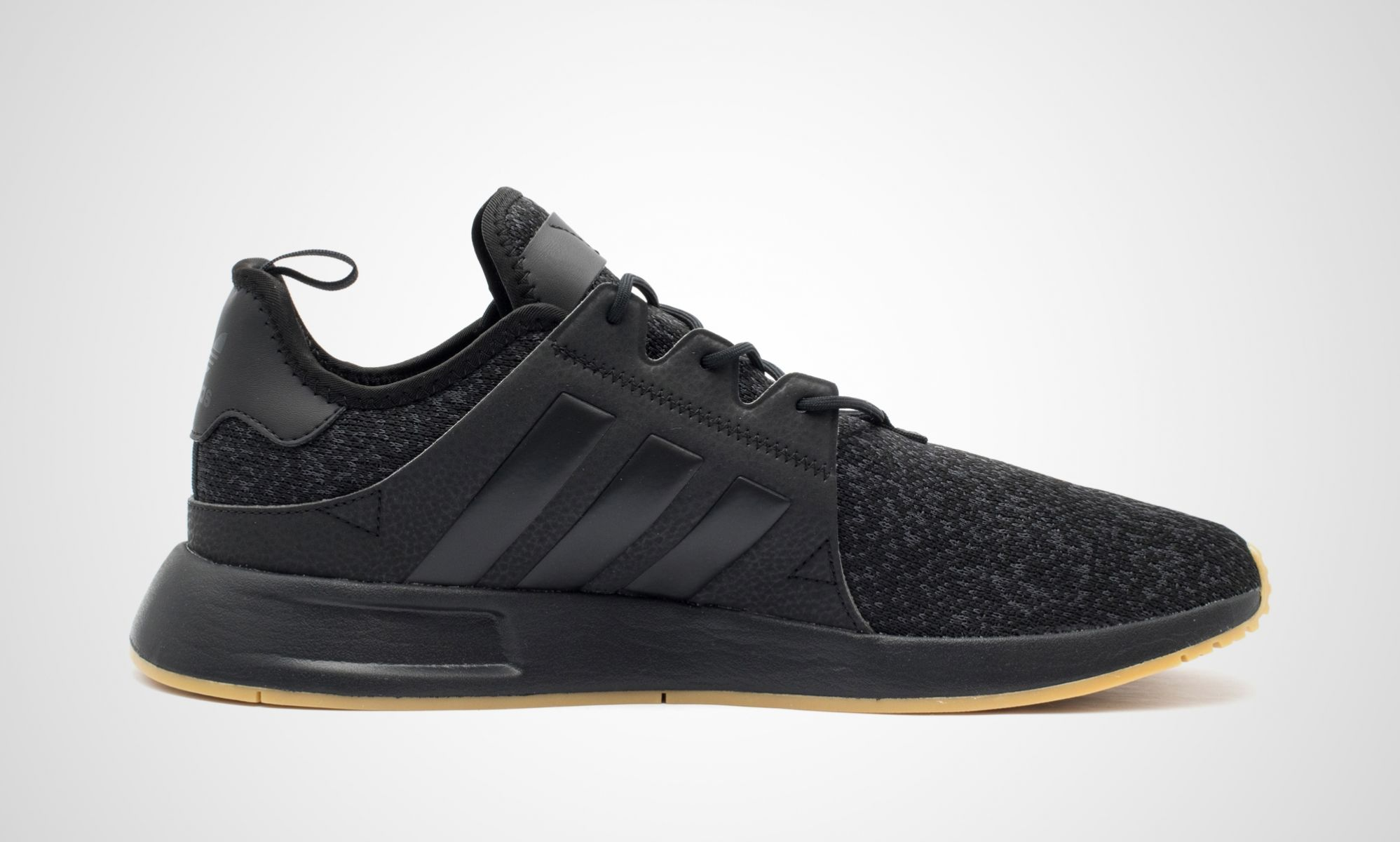 Adidas Originals Trefoil Scarpe Sneakers Trainers Sportive Nero X PLR Uomo  201 8 8 di 12 ... 4f801f2179f2