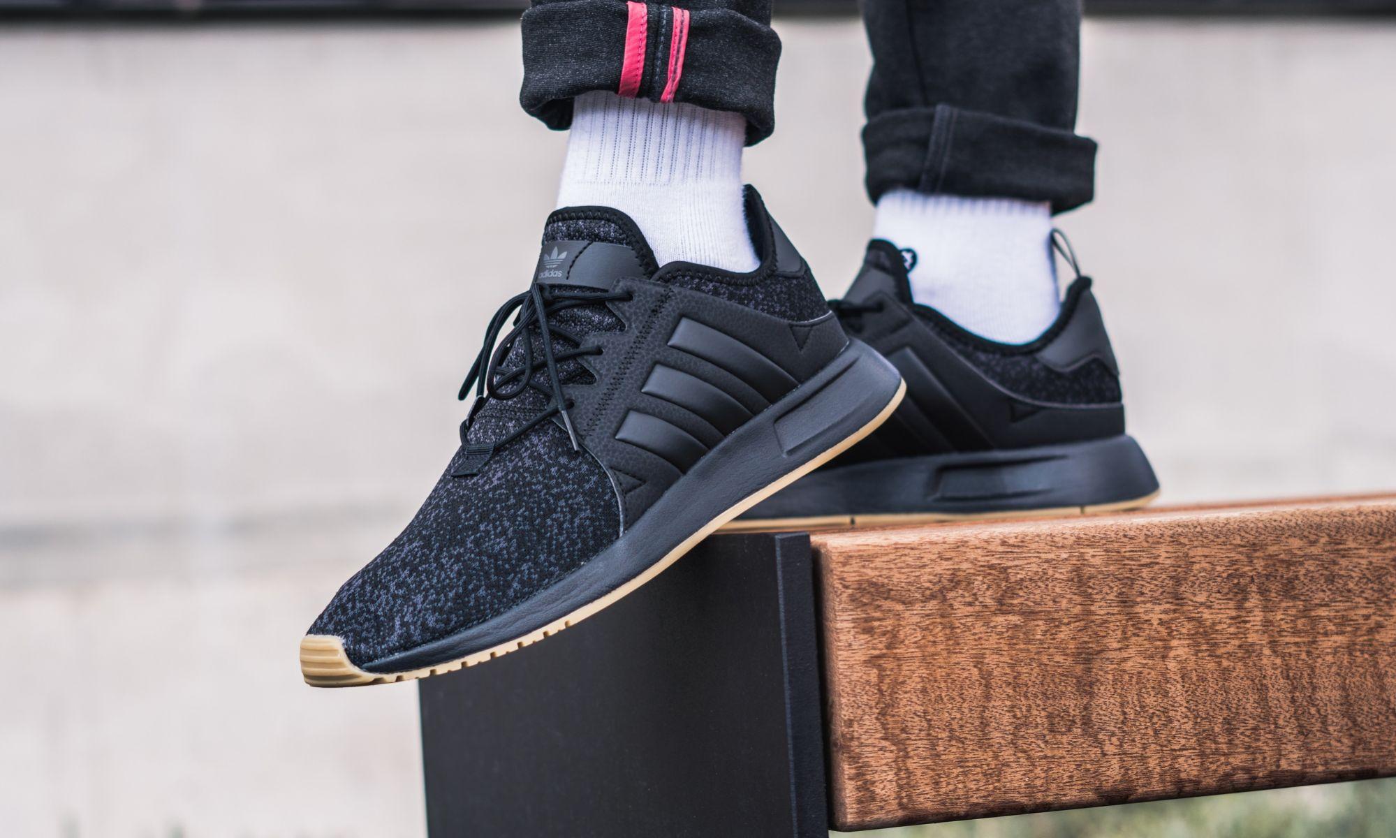 huge selection of e647e a388f Adidas-Originals-Trefoil-Scarpe-Sneakers-Trainers-Sportive-Nero-