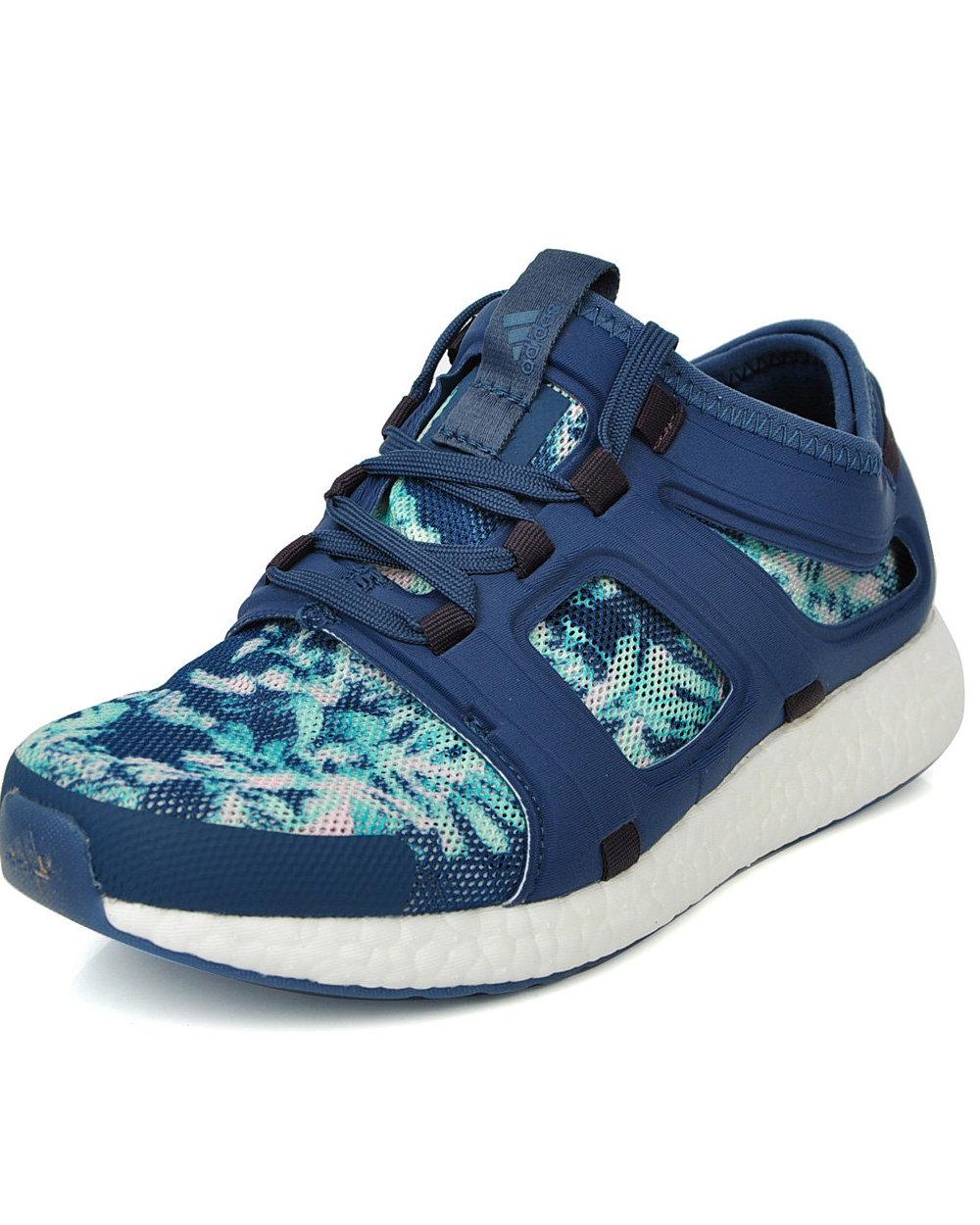 38f2798864f073 Adidas SportSchuhe LaufSchuhe Running Damen Blau CLIMACHILL ROCKET Boost 7 7  von 8 ...